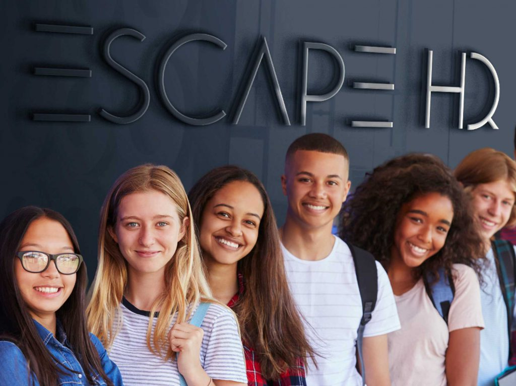 escape rooms school programmes
