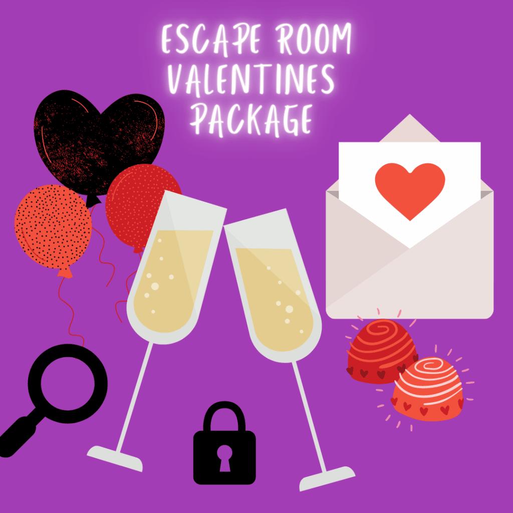 Hamilton Escape Room Valentines Day