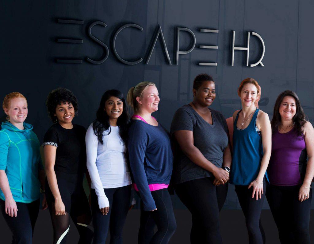 Team building escape rooms