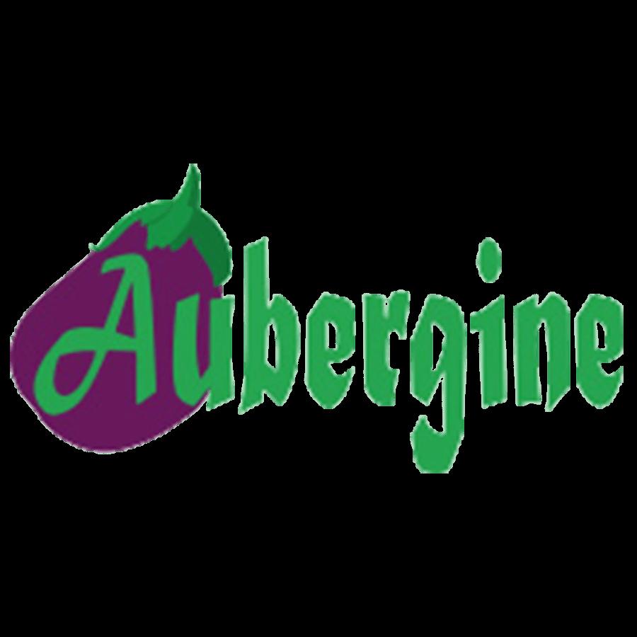aubergine logo