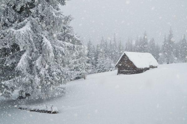 mountain blizzard escape room
