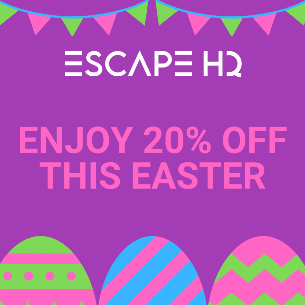 Escape Game Easter Special