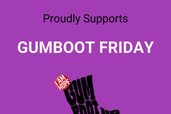 Gumboot Friday
